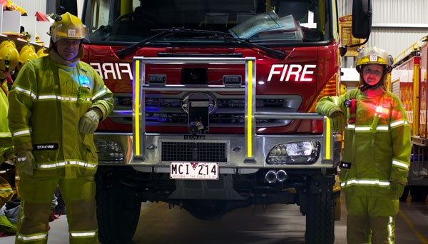 Eflare CaseStudy -  Country Fire Authority