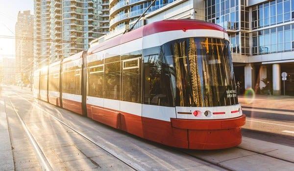 Eflare CaseStudy -  Toronto Transit
