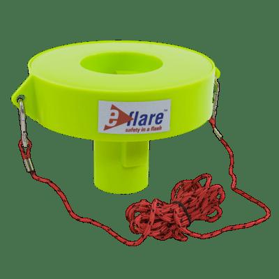 Eflare Floatation Collar & Lanyard